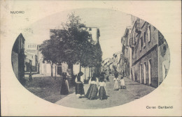 D3 - Nuoro - Corso Garibaldi - 1927 - Nuoro