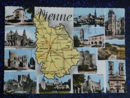 Département De La VIENNE - France