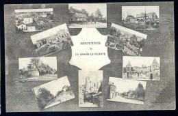 Cpa Du 85 Souvenir De La Chaize Le Vicomte    AO43 - La Chaize Le Vicomte
