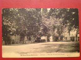 26 Drome  St SAINT PAUL TROIS CHATEAUX Place Du Portail Notre Dame - Autres Communes