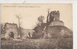 CHATEAU SUR EPTE  Ruines Du Donjon - France