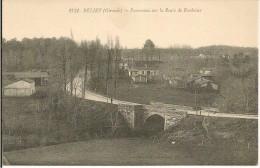- BELIET - PANORAMA SUR LA ROUTE DE BORDEAUX - France