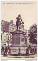 CHOISY LE ROI - 94 - Statue De Rouget De L´Isle - Choisy Le Roi