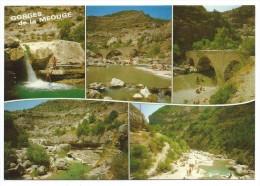 LES GORGES DE LA MEOUGE AUX ENVIRONS DE LARAGNE -Hautes Alpes (05) - - Autres Communes