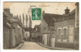 CPA EPERNON (Eure Et Loir) - Rue Bourgeoise - Epernon