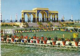 IRAQ, BASRAH, Andalus Garden,   Old Postcard - Iraq