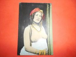 B608 Ragazza Araba Jolie Mauresque Cm13,5x9 - Cartoline