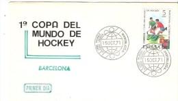 MAT.1971 HOCKEY - 1931-Tegenwoordig: 2de Rep. - ...Juan Carlos I