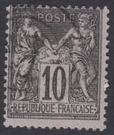 N° 89 - O - - 1876-1898 Sage (Type II)