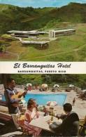 Q-PUERTO RICO-EL BARRANGUITAS-HOTEL-BARRANQUITAS - Costa Rica