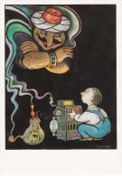 Tomi Ungerer - Projet De Jouet Scientifique, 1979 - Ungerer