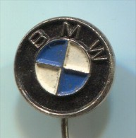 BMW  - Car, Auto, Old Pin, Badge - BMW