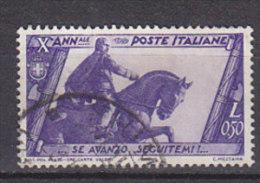 PGL CA486 - ITALIA REGNO SASSONE N°332 - Oblitérés