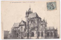 La Ferté-Bernard - Eglise N-D - Façade Sud (12011FB72) - La Ferte Bernard