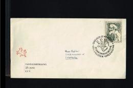 Exhibitions - Philatelic Exhibition - 25 Years EPV - Enschede - Cover Netherlands 1957 [D14_242] - Filatelistische Tentoonstellingen