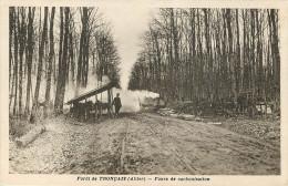 Fôret De Tronçais (03)  Fours De Carbonisation - Frankreich