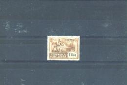 PORTUGAL - 1924 Camoens 1e20c MM - 1910-... Republic