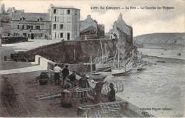 29 - Le Conquet - Le Port, Le Quartier Des Pêcheurs (restaurant Et Café Du Port) - Le Conquet
