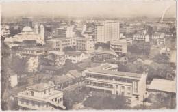 FRANCE COLONIE,AFRICA,AFRIQUE DE L´OUEST,SENEGAL,DAKAR,EN 1960,vue Panoramique - Sénégal