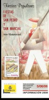 2006 Bollettino Bulletin Espana Fiestas De Sanpedro Y San Marcial - Feste