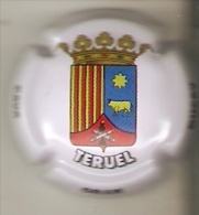 PLACA DE CAVA BODEGAS GRAN DUCAY ESCUDO DE TERUEL (CAPSULE) - Placas De Cava