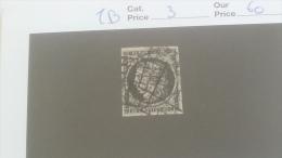 LOT 231511 TIMBRE DE FRANCE OBLITERE N�3 VALEUR 60 EUROS TB