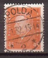 Deutsches Reich , 1928 , Mi.Nr. 419 O / Used - Used Stamps