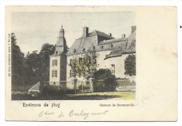 Carte Postale - Environs de Huy - Ch�teau de BORMENVILLE - CPA  //