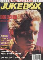 Jukebox Magazine  N°37 Avril 1990 Eddie Cochran Antoine Cream Et Clapton Michel Berger Van Der Graaf Generator - Musique
