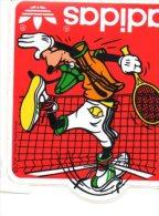 Sticker Autocollant Strip BD Disney Goofy Reclame Adidas   Publiciteit Publicity - Stickers