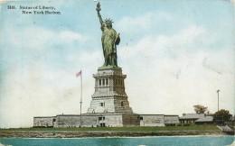 NEW YORK      STATUE OH LIBERTY - Statue De La Liberté