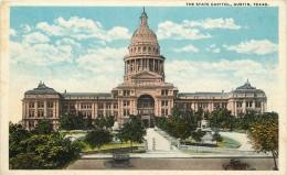 AUSTIN         STATE CAPITOL - Austin