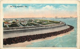 GALVESTON     SEA WALL - Galveston