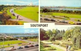 CPM SOUTHPORT - DIVERSES VUES - Southport