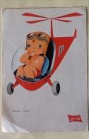 Mirandino Aviatore Polenghi Lombardo Anni 50 Non Viaggiata - Pubblicitari