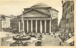 CPA ROMA - IL PANTHEON - Pantheon