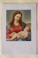 La Vergine Col Divin Figlio Di Alonso Cano Museo Del Prado Madrid Viaggiata - Vergine Maria E Madonne