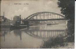60 CREIL Le Pont - Creil