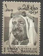 BAHRAIN - 1976 Shaikh Isa 1d Used  SG 244  Sc 238 - Bahrain (1965-...)