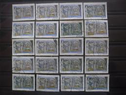 ALGERIE N°528 X 20 Oblitéré - Collections (sans Albums)