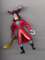 Figurine Disney Capitaine Crochet - Disney