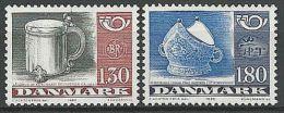DÄNEMARK 1980 MI-NR. 708/09 ** MNH (125) - Neufs