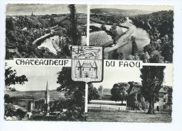 CPM - Chateauneuf Du Faou - Multivues - Châteauneuf-du-Faou