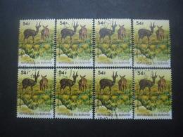 BURUNDI Poste Aérienne N°462 X 8 Oblitéré - Burundi