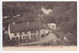 CPA 02 - HIRSON - Vue D'ensemble Hostellerie Et étang De Blangy - Hirson