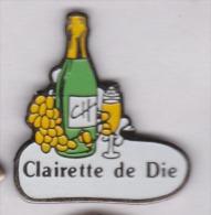 Vin Mousseux , Clairette De Die - Beverages