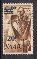 SARRE N°227 - Used Stamps