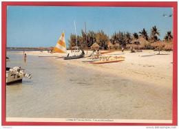 H1062 ILE MAURICE LA PLAGE DU TROU AUX BICHES 1978 BEAUX TIMBRES CACHET ARTICLE - Mauritius