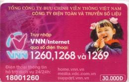 Z68 - 2 TELECARTES A PUCE DU VIET-NAM - Viêt-Nam