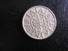 Allemagne - Sarre - 100 Franken -1955 - [ 8] Saarland - Sarre